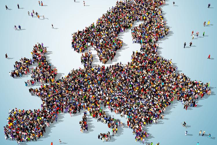 Europa-menschen-shutterstock 309509678 in Wachstum durch Zuwanderung