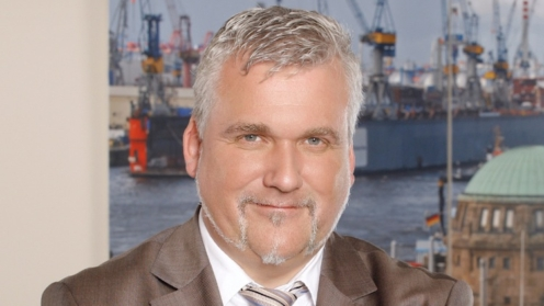 Der Vorstandssprecher des BdV, Axel Kleinlein