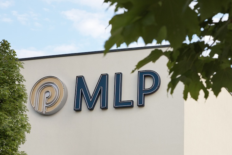 Mlpgebaeude3 in MLP kauft Aktien zurück