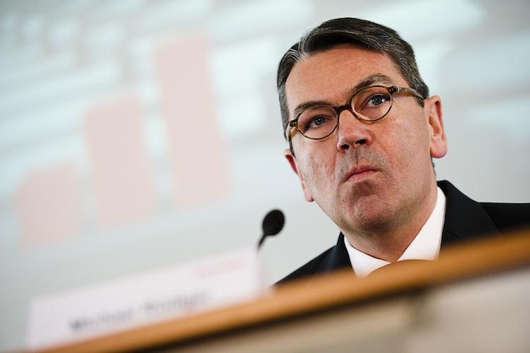 Dekabank-Chef Rüdiger will 2019 sein Amt aufgeben
