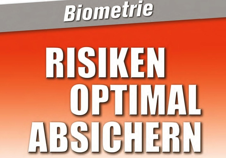 Map-Report: Biometrie-Rating deutscher Lebensversicherer