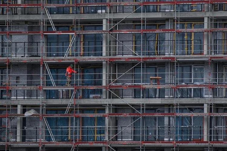 Baustelle-wohnungsbau-foto-axel-heimken-dpa in Umsatz in der Bauindustrie wächst weiter kräftig