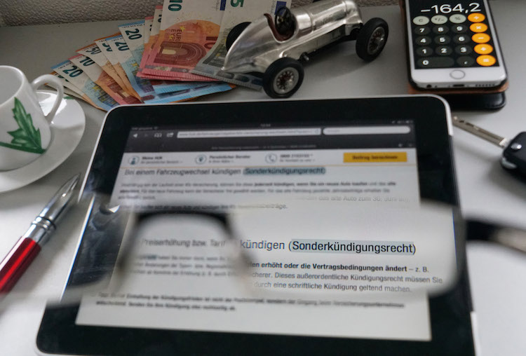 Huk Pr Sonderkuuendigung Druck in Kfz-Versicherung: Wechsel auch nach dem Stichtag möglich