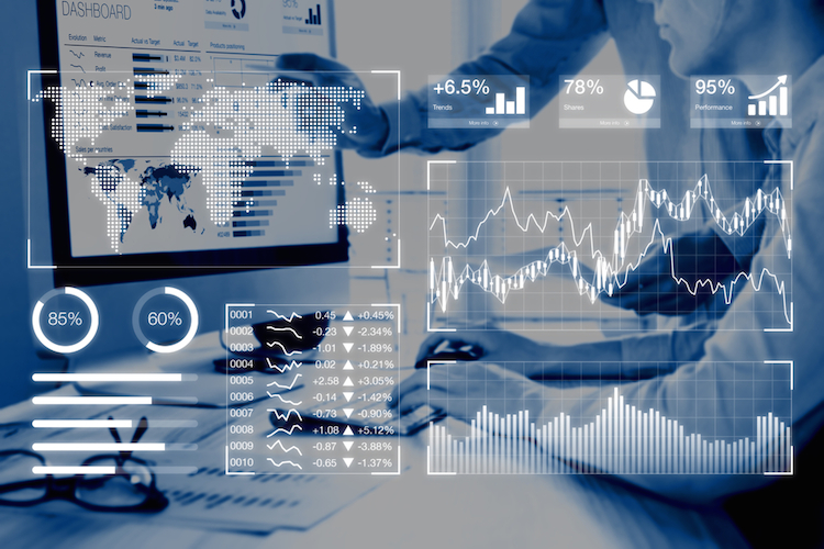 Investor-chart-boerse-handel-aktie-ETF-fonds-shutterstock 788324590 in So verändert sich das Portfolio mit dem Anlagewissen