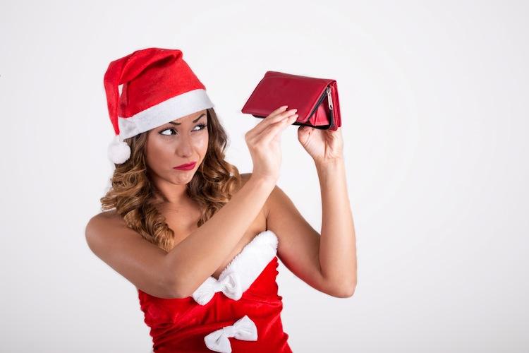 Shutterstock WeihnachtenohneGeld in Weihnachten auf Pump: Jeder Fünfte leiht sich Geld für Geschenke