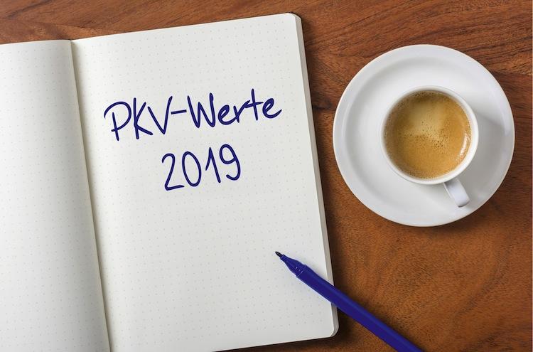 UniVersa-PKV-Werte 2019-print in Neue KV-Rechengrößen 2019: Universa bringt Beratungshilfe