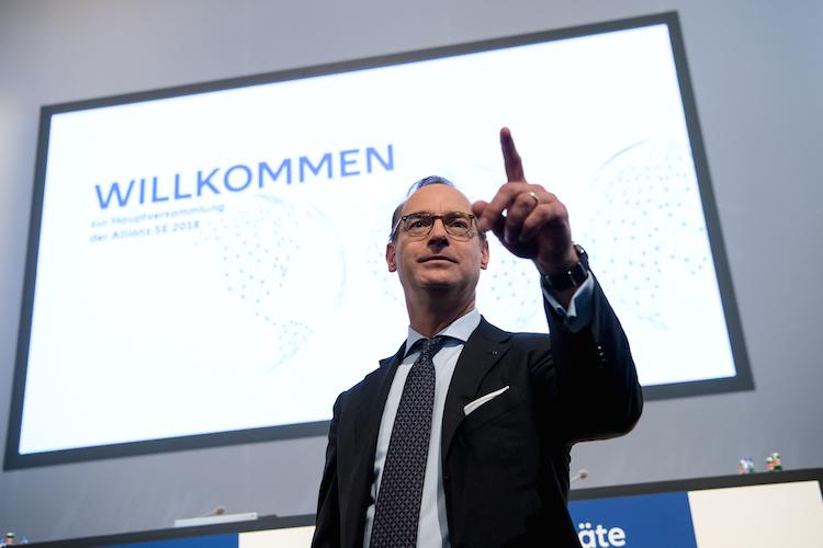 Allianz-Chef Bäte: Wir sind beim Umbau zu langsam