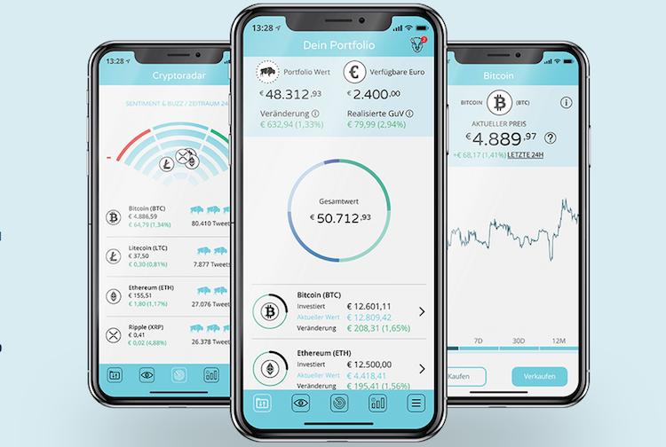 Bildschirmfoto-2019-01-31-um-14 32 21 in Neue Krypto-App für den Handel von Bitcoin & Co.