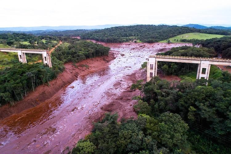 Brasilien: War der gebrochene Damm bei Allianz versichert?