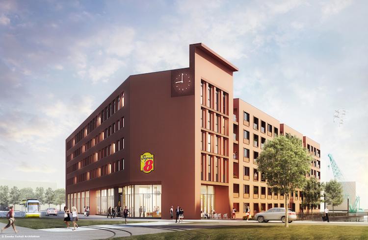 UBM Hotel-Mainz 300-dpi in Württembergische kauft Hotel im Mainzer Zollhafen