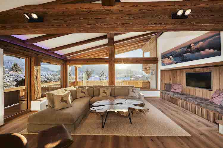 Immobilienmarkt Kitzbühel: Spitzenpreise bei 30 Millionen Euro