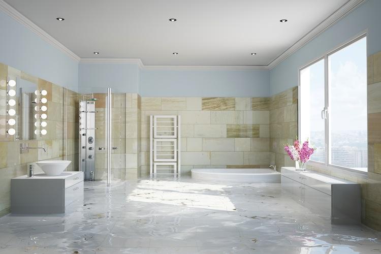 Shutterstock 226803646-Wasserschaden in Smart Home: HDI will Wasserschäden den Hahn abdrehen
