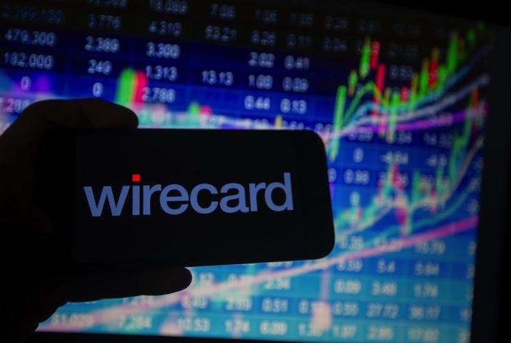 110761634 in Wirecard-Talfahrt geht auf Tradegate weiter