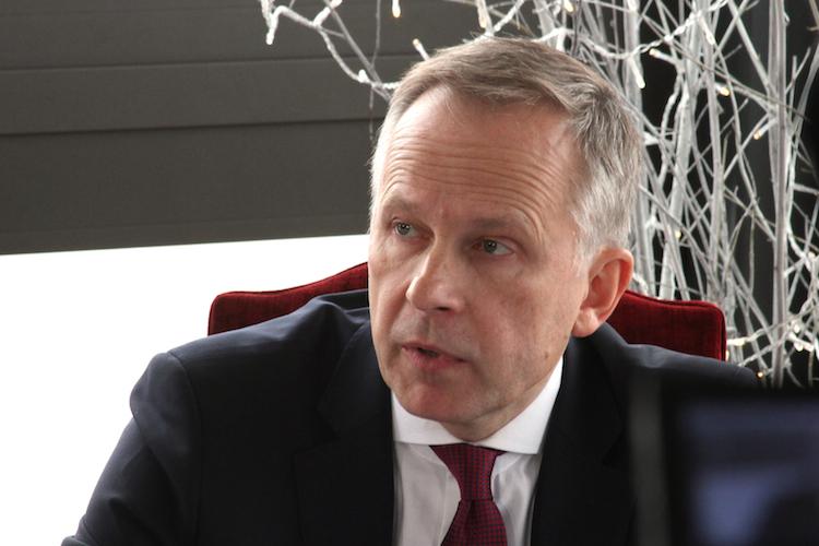 Ilmars-Rimsevics-Gouverneur-lettische-Zentralbank-99915336 in Trotz Korruptionsaffäre: Lettlands Zentralbankchef wieder im Amt