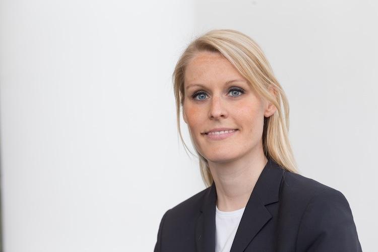 Katja-de-la-Vin A in Allianz: Katja de la Viña tritt in die Fußstapfen von Burkhard Keese