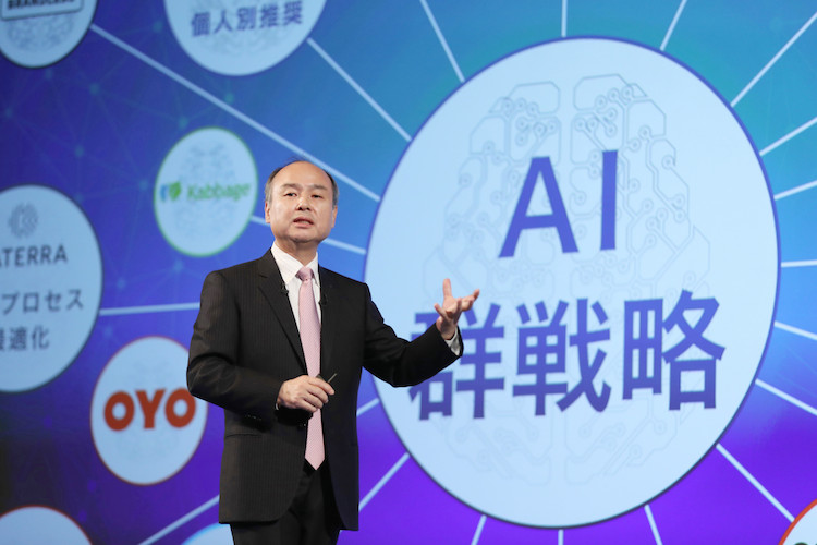 Masayoshi-Son-Softbank-116641780 in Softbank Gründer drei Milliarden Dollar reicher an einem Tag