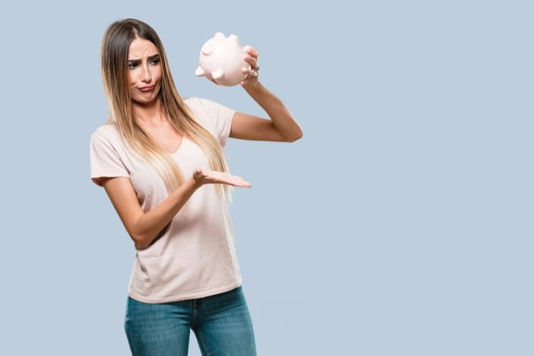 Spar-Umfrage: Jeder Dritte Haushalt hat keine Ersparnisse