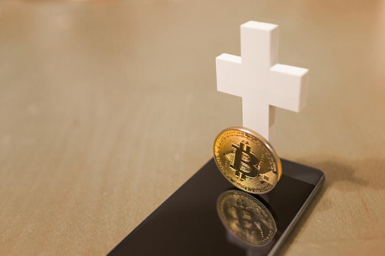 Nehmen Kryptoinvestoren ihre Zugangsdaten mit ins Grab, ist die Anlage für die Erben verloren.