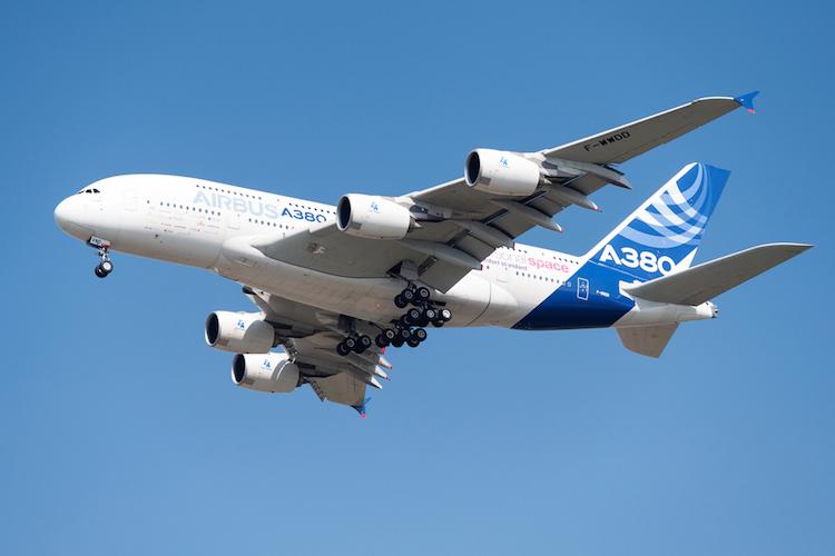 Shutterstock 216813145 in Airbus verkündet Ende der A380-Produktion