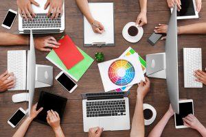 Shutterstock 493427827-300x200 in CoWorking als Hype der Arbeitswelt