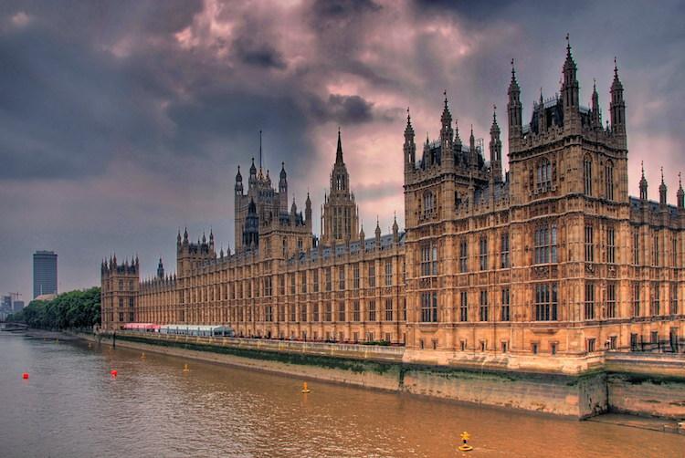 Shutterstock 5044516 in Brexit-Streit im britischen Parlament eskaliert
