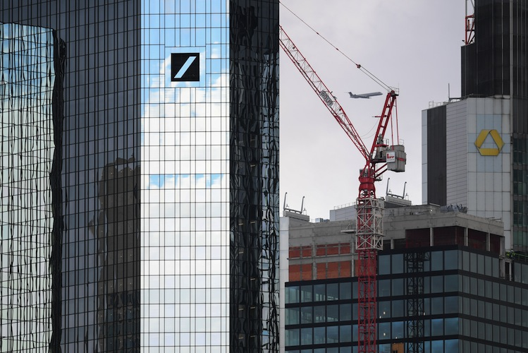 Banken-Fusion: Aktionäre sind heiß auf Deutsche Commerz