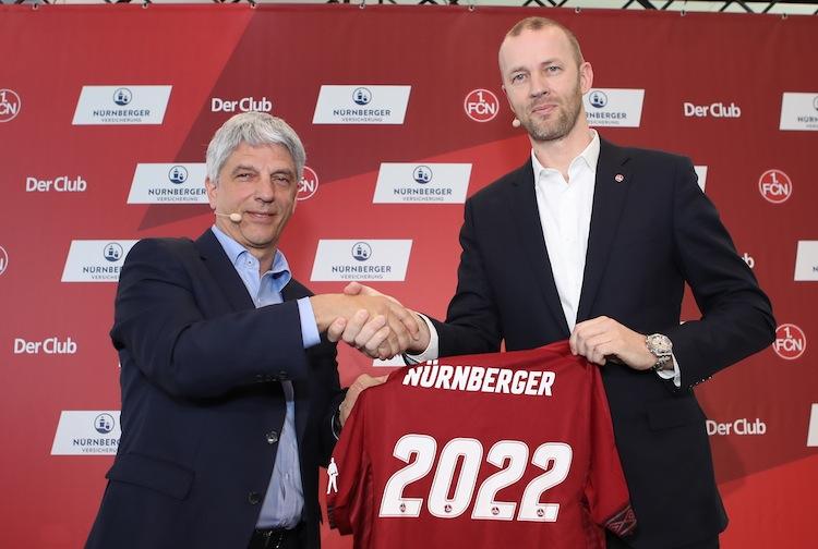 20190320 Fcn Presse Talk Nv Dama 0044 in Trotz 2. Liga: Die Nürnberger bleibt der Sponsor des 1. FC Nürnberg