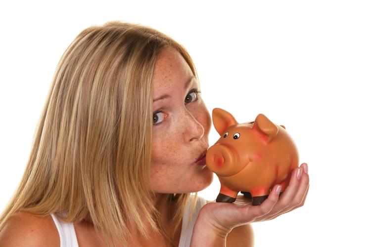 Shutterstock 84115165 Riester in Frauen stehen voll auf Riester