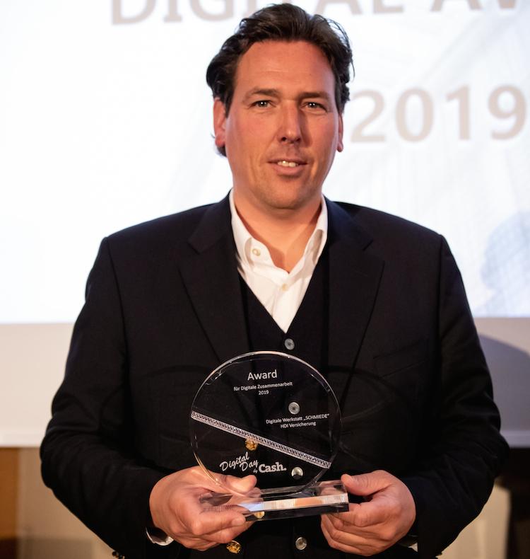 Digital Awards: Die Schmiede gewinnt Award für Digitale Zusammenarbeit