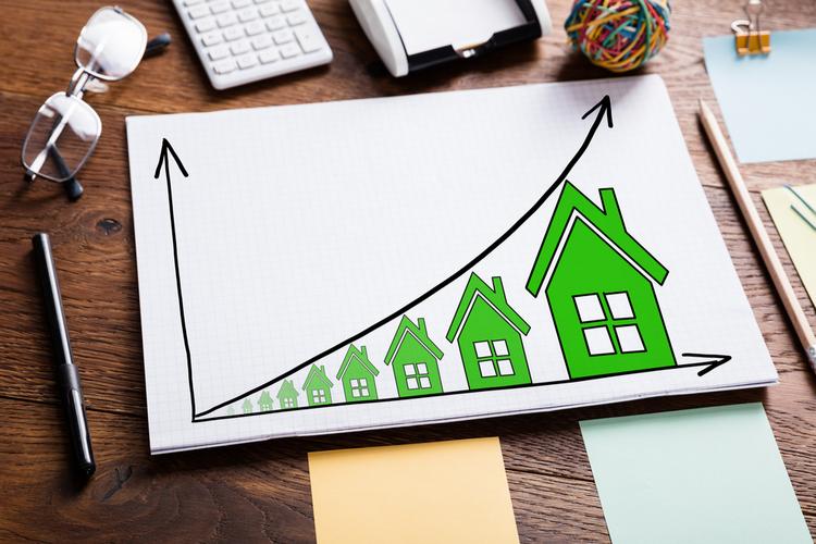 Immobilien in Gewos-Studie: Immobilienpreise werden weiter steigen