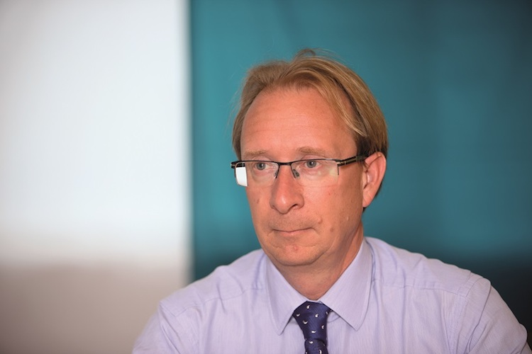 Richard Woolnough ist Manager des M&G (Lux) Optimal Income Fund