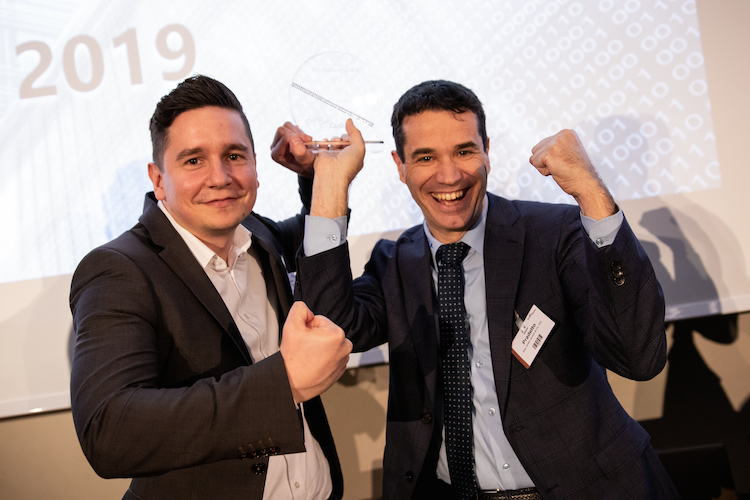 Digital Awards: Blau direkt erhält Innovationspreis