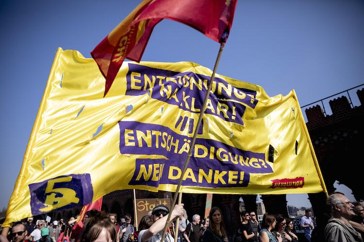 Mietenwahnsinn: Protest und Debatte über Enteignungen