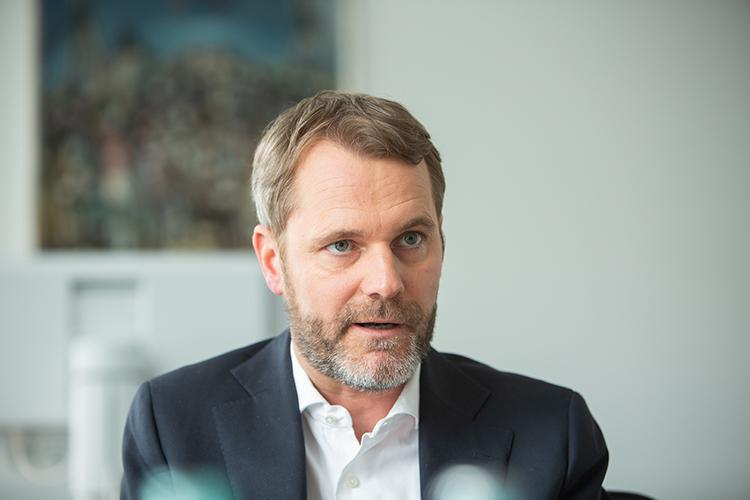 DX3B0483 in Allianz-Kranken Vorstand Daniel Bahr an Krebs erkrankt