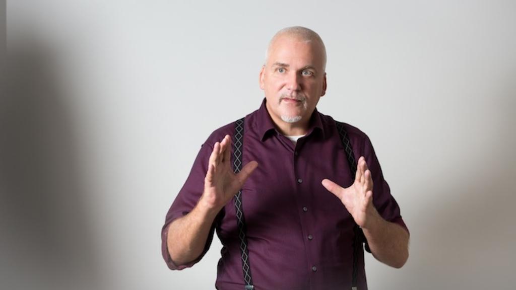 Der BdV-Vorstandssprecher Axel Kleinlein