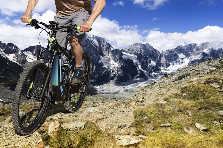 Shutterstock 618698069 Ebike in Smarter Diebstahlschutz fürs Rad