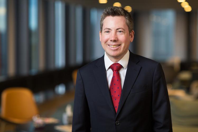 Aviva Investors Michael Grady in Weniger Wirtschaftswachstum und Rendite von Risikoanlagen erwartet