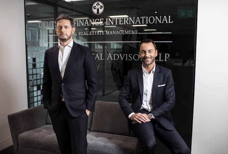Frank-RoccoGrande-and-Gavin-Neilan-DFI-1MB in Deutsche Finance International schließt Eröffnungsfonds ab