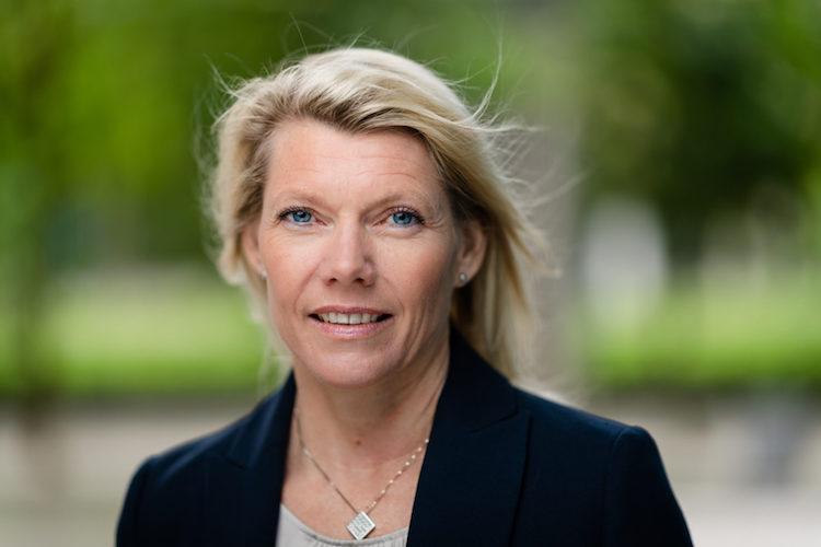 Kjerstin-Braathen in Neuer Vorstand bei DNB: Kjerstin Braathen übernimmt ab 01. September
