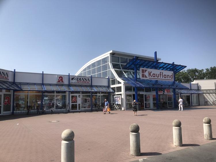 PATRIZIA Oranienpark in PATRIZIA erwirbt Fachmarktzentrum nördlich von Berlin