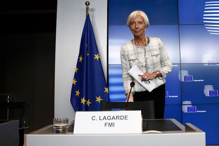 Shutterstock 1127436998 in Geldpolitik im Euroraum: Alles neu unter Lagarde?