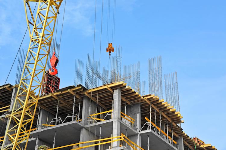Bauträger, bauen