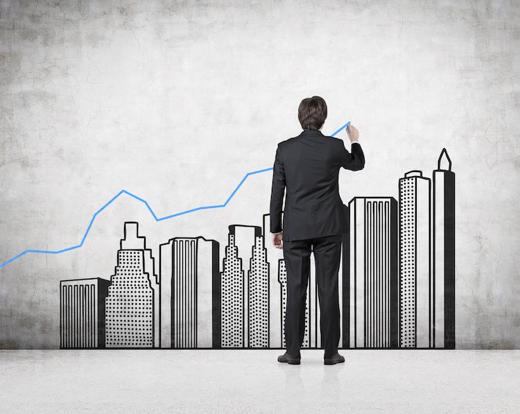Shutterstock 224250955 in Immobilienprognose: Weniger Wachstum, kein Crash
