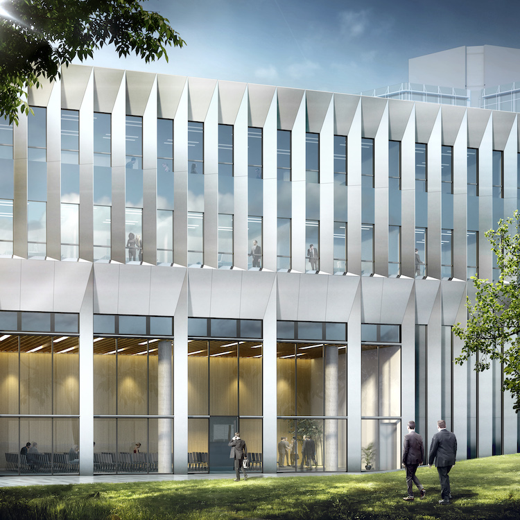 in Grundstein für weiteres Wachstum: Swiss Life investiert Euro in neues Seminar- und Tagungszentrum
