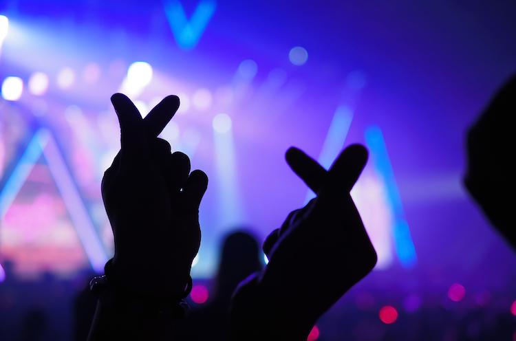 Shutterstock 1182756385 in Anleger reiten die K-Pop-Welle