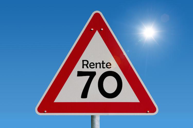 Shutterstock 1278381004 in Bundesbank-Vorschlag: Rente erst mit 70 Jahren