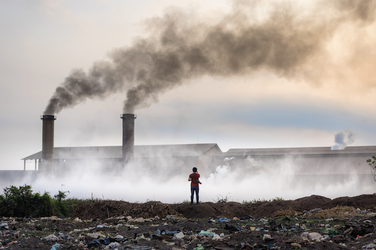 Shutterstock 590588576 in CO2-Reduktionsziele müssen drastisch erhöht werden