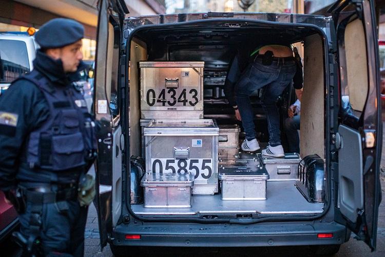 126876578 in Razzia gegen Hawala-Banking: 22 Millionen Euro sichergestellt