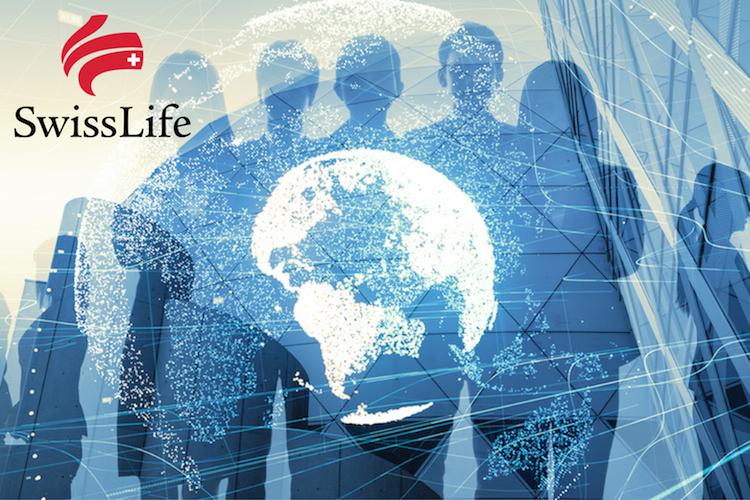 Bild Logo Online in Swiss Life bespielt alle Vertriebskanäle, analog und digital
