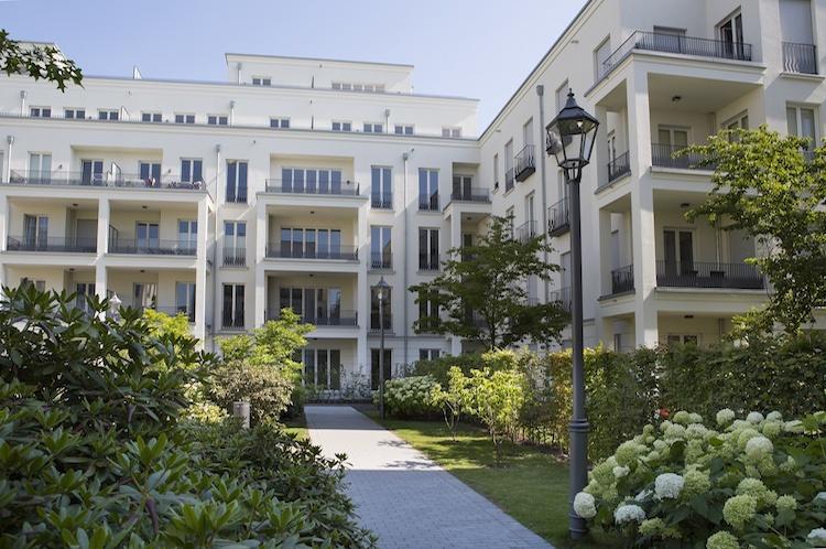 PATRIZIA-LiCi-HeinrichHeineGaertenDuesseldorf in Neuer institutioneller Flagship-Immobilienfonds von Patrizia